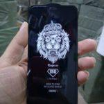 Kính cường lực full màn iPhone 15D Remax